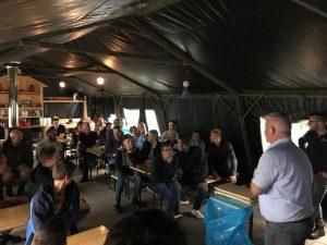 Teambuildingsdag Verkuil & Moree 2019